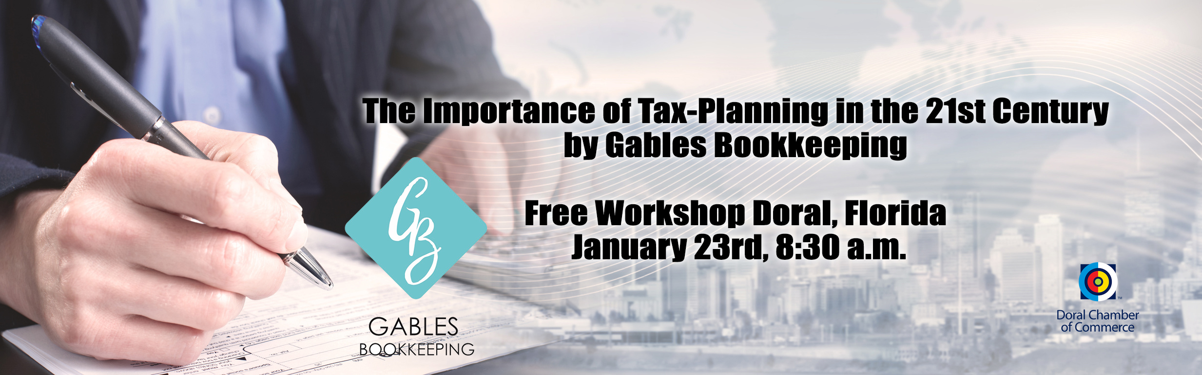 """The Importance of Tax-Planning  in the 21st Century"" by Gables Bookkeeping, Miami-Dade, Florida, United States"