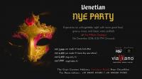 Venetian NYE Party 2019