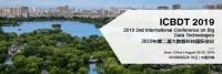 2019 2nd International Conference on Big Data Technologies (ICBDT 2019)