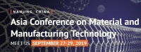 2019 2nd Asia Conference on Material and Manufacturing Technology (ACMMT 2019)