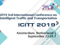 2019 3rd International Conference on Intelligent Traffic and Transportation (ICITT 2019)