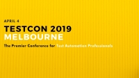 TESTCON 2019 Melbourne