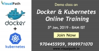 Docker and Kubernetes Online Training