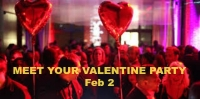 Meet Your Valentine Singles Dance Party