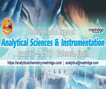 International Expo on Analytical Sciences & Instrumentation, Valencia, Spain