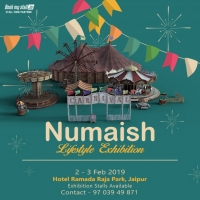 Numaish Lifestyle Exhibition at Jaipur - BookMyStall