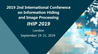 2019 2nd International Conference on Information Hiding and Image Processing (IHIP 2019)