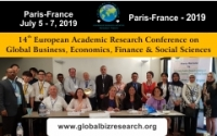 14th European Academic Research Conference on Global Business, Economics, Finance & Social Sciences
