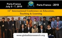 12th International Conference on Education, Teaching & Learning