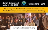 15th European Academic Research Conference on Global Business, Economics, Finance and Banking