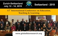 13th International Conference on Education, Teaching & Learning