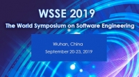 2019 The World Symposium on Software Engineering (WSSE 2019)