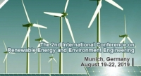 2019 The 2nd International Conference on Renewable Energy and Environment Engineering (REEE 2019)