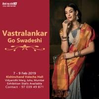 Vastralankar Go Swadeshi at Mumbai - BookMyStall