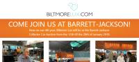 BiltmoreLux at the Barret-Jackson Auction 2019