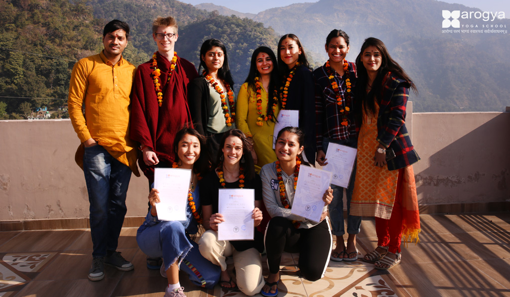 500 Hour Yoga Teacher Training in Rishikesh India, Tehri Garhwal, Uttarakhand, India