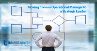 Webinar Training on Moving from an Operational Manager to a Strategic Leader