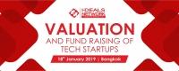 Valuation & Fund Raising of Tech Startups Workshop | 18th Jan | Bangkok