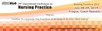 29th International Conference on Nursing Practice