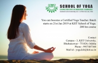 International Yoga Teacher Training Program