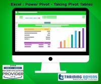 Webinar Training on Excel: Power Pivot - Taking Pivot Tables to the Next Level