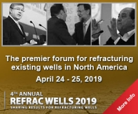 REFRAC WELLS 2019 Exhibition & Conference