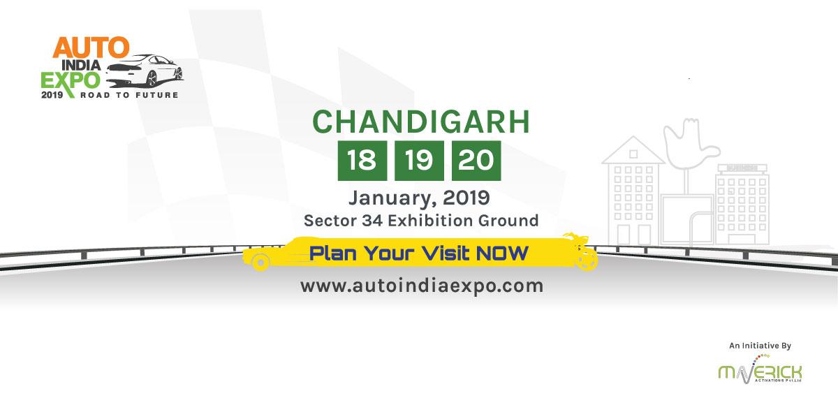 Auto India Expo, Chandigarh, India