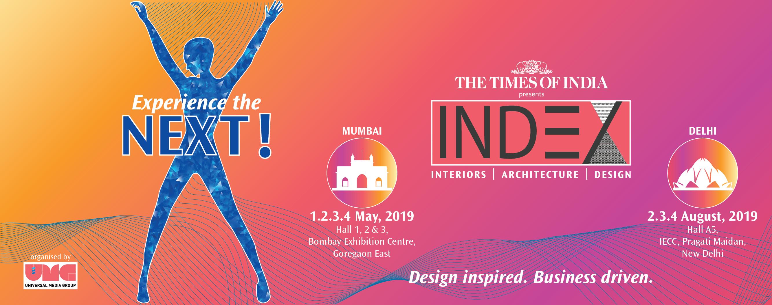 INDEX FAIRS 2019 (Delhi), Mumbai, Maharashtra, India