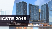 2019 11th International Conference on Software Technology and Engineering (ICSTE 2019)
