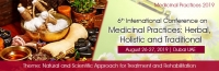 6th International Conference on Medicinal Practices : Herbal, Holistic and Traditional