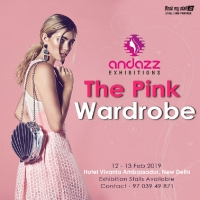 The Pink Wardrobe (V-3.1) at Delhi - BookMyStall