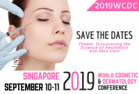 2019 World Cosmetic and Dermatology Conference