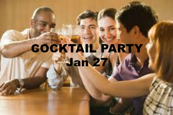 Cocktail Party for Single Professionals, Alameda, California, United States