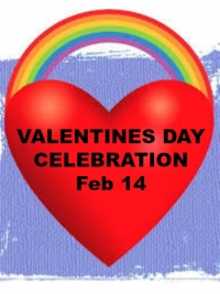 Valentines Day Celebration - Singles Party