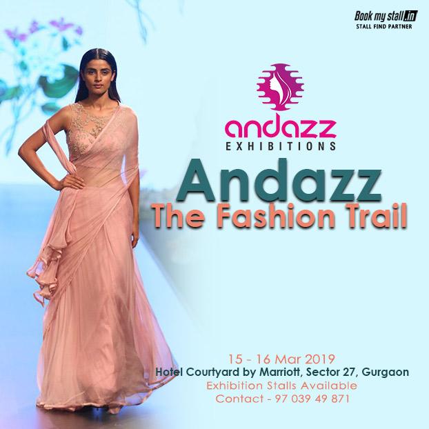 Andazz The Fashion Trail @ Gurgaon - BookMyStall, Gurgaon, Haryana, India