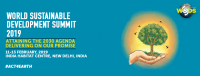 World Sustainable Development Summit - WSDS 2019