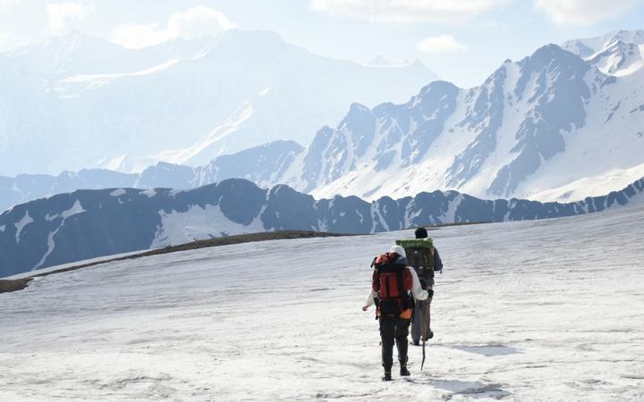 Sar Pass Trek, Kullu, Himachal Pradesh, India