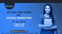 Free Demo on Advanced Digital Marketing