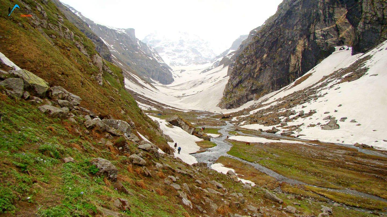Hampta Pass Trek, Kullu, Himachal Pradesh, India