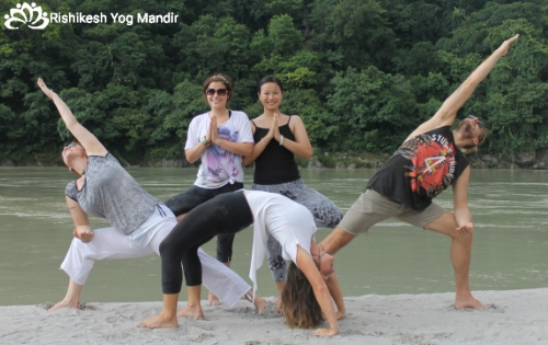 yoga retreats in Rishikesh, Tehri Garhwal, Uttarakhand, India