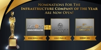 Nominations For The Infrastructure Company Of The Year Are Now Open!