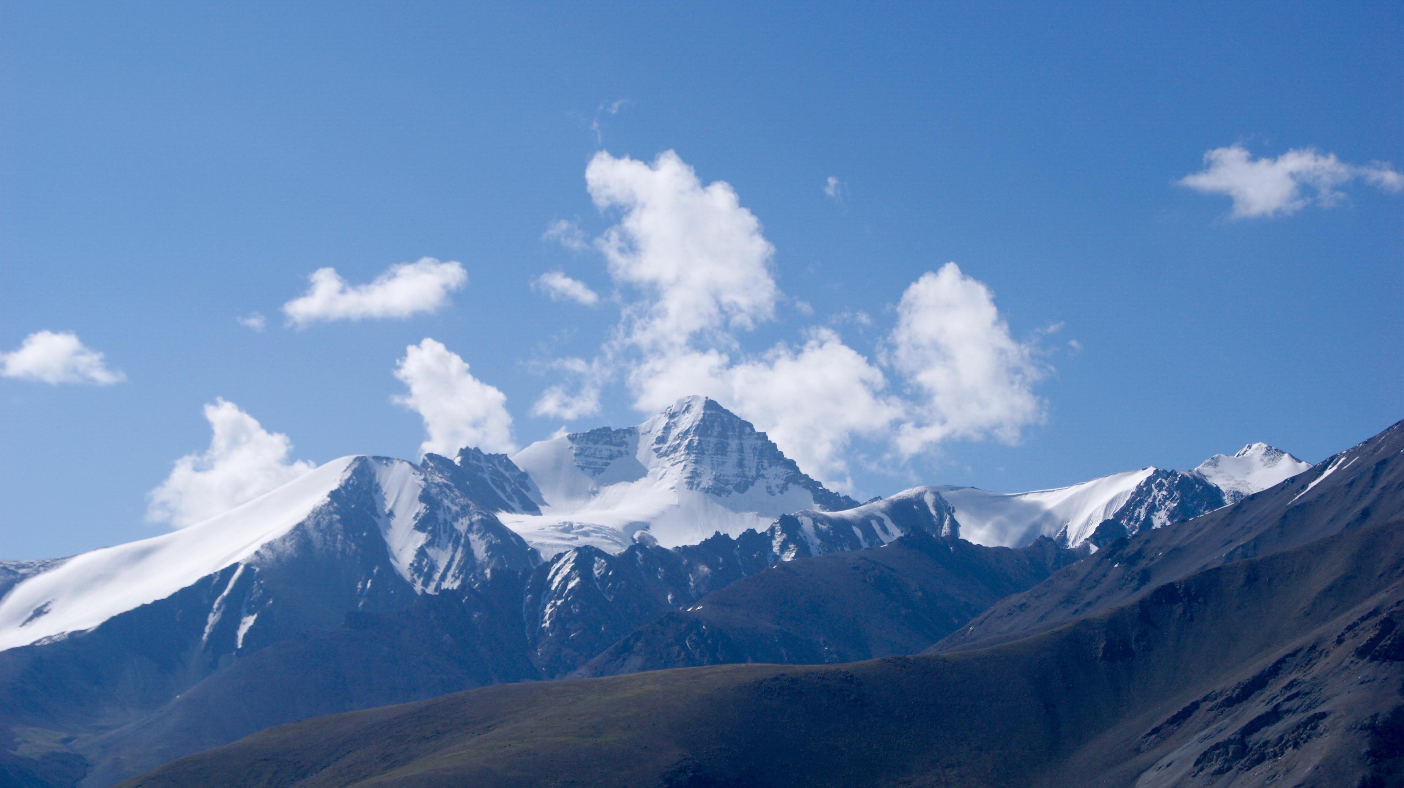 Stok Kangri Trek, Leh, Jammu and Kashmir, India