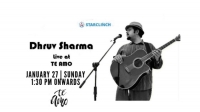 Dhruv Sharma - Performing LIVE at Te Amo, Ansal Plaza