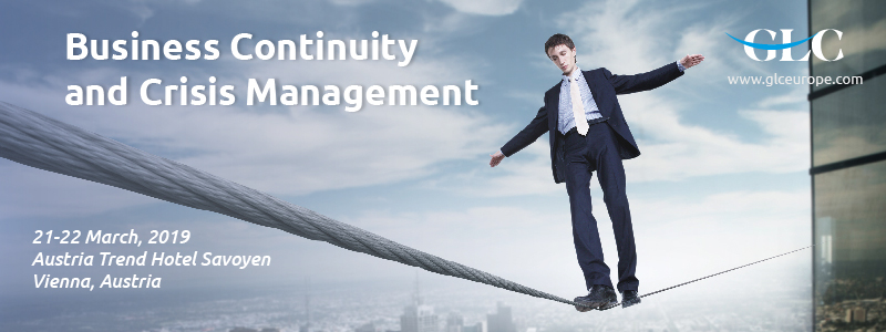 Business Continuity & Crisis Management MasterClas, Vienna, Wien, Austria