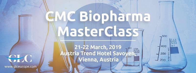 CMC Biopharma MasterClass, Vienna, Wien, Austria