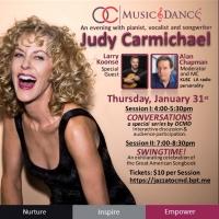 An Evening With Judy Carmichael