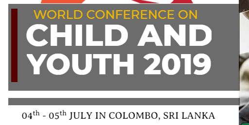 World Conference on Child and Youth 2019, Colombo, Sri Lanka
