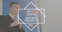 Exclusive MBA Event in New Delhi on February 14th
