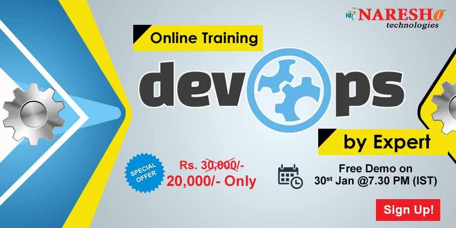 DevOps Online Course   Top DevOps Tools – Naresh IT - Training or