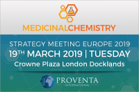 Medicinal Chemistry Strategy Meeting 2019 in London | Proventa International